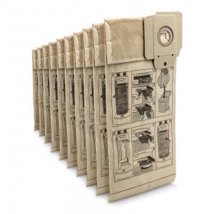 Vrečke za ses. CV 48,38,30, papir,10 kos